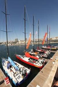 Javier Escandell:Volvo Ocean Race Alicante
