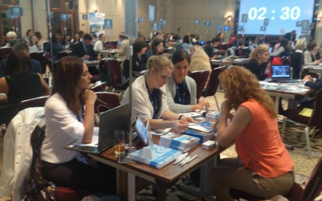 Alicante Turismo viaja a Rusia para captar eventos y congresos para la ciudad en el II Meeting Planners de Moscú.