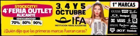 Feria Outlet Stock City Alicante