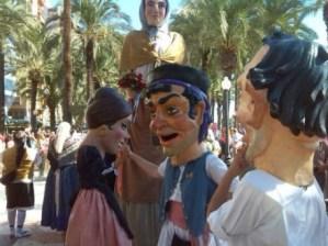 "Vive el ""9 d'Octubre"" Dia de la Comunitat Valenciana. @ Explanada | Alacant | Comunidad Valenciana | España"