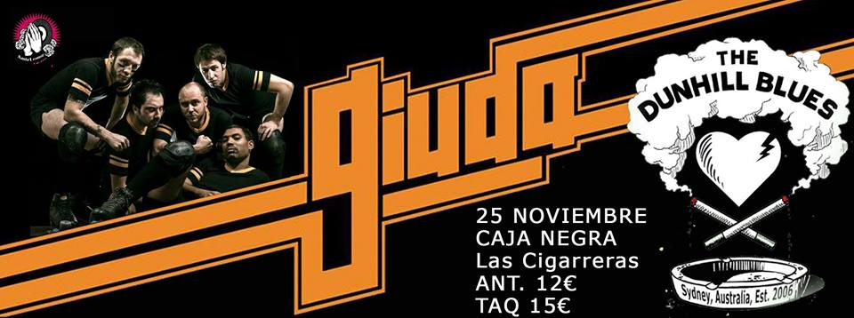 Giuda + The Dunhill Blues