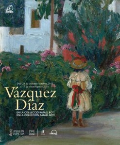 Visitas guiadas a la exposición de VÁZQUEZ DÍAZ EN LA COLECCIÓN RAFAEL BOTÍ en el MUBAG @ Museo de Bellas Artes Gravina | Alacant | Comunidad Valenciana | España