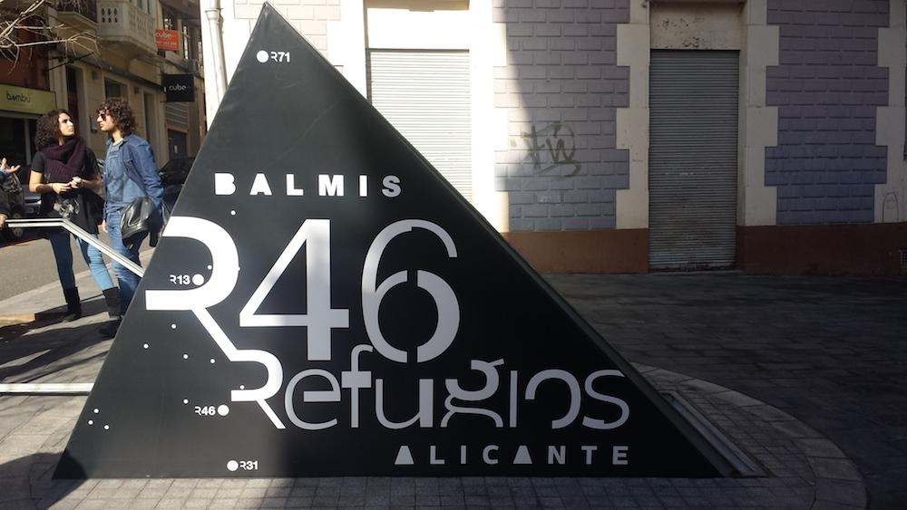 Conoce la historia de la Guerra Civil en Alicante. Visitas Guiadas al Refugio antiaéreo 46 de Plaza Balmis.
