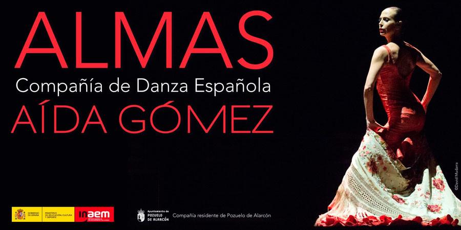 Almas. Teatro del Mediterráneo 2015