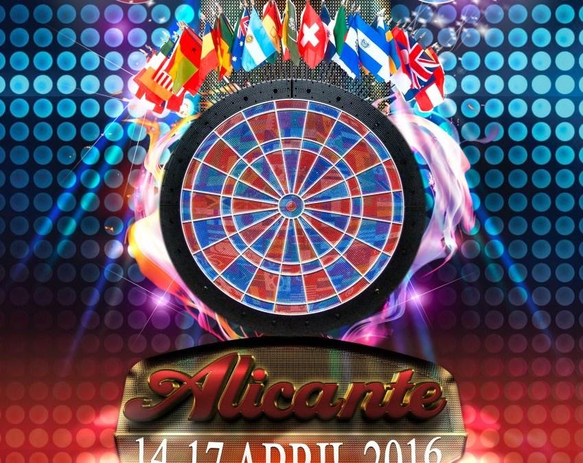 """Alicante acogerá el próximo mes de abril el Campeonato Internacional de dardos """"Radikal Darts"""""""