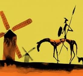 Lectura ininterrumpida de El Quijote @ Centro Imaginalia | Alicante | Comunidad Valenciana | España