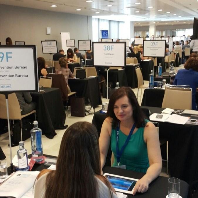 Alicante Convention Bureau participa en el prestigioso evento Meeting and Incentive Forum en Madrid.
