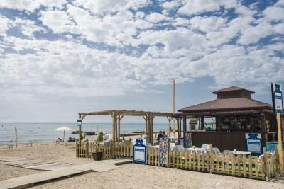 Playa de Aguamarga, playa dog-friendly