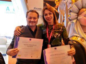 El Teatro Principal de Alicante y el Hotel Maya reciben el distintivo SICTED