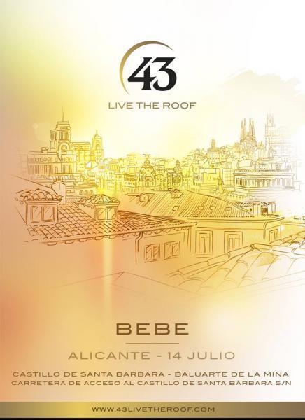 Live the Roof. En el Castillo de Santa Bárbara