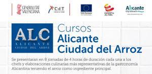 Cursos Alicante Ciudad del Arroz @ CDT ALICANTE | Alicante | España