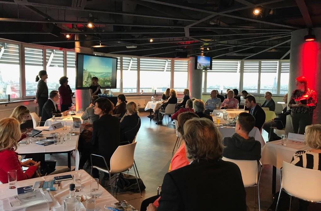 Alacant presenta els seus atractius turístics a Amsterdam costat d'una àmplia representació d'hotels