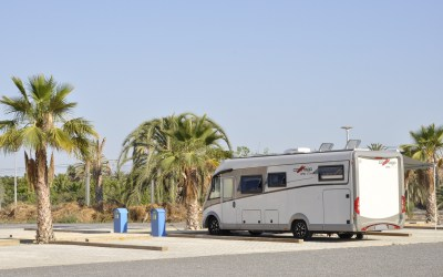 Camper Área para autocaravanas