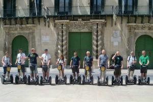 Segway tours en Alicante @ Hotel Melia Alicante