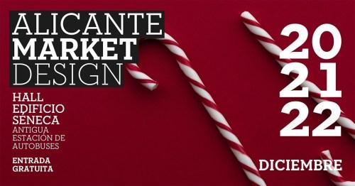 CHRISTMAS MARKET- MERCADO DE NAVIDAD EN HALL SÉNECA @ Hall Séneca   Alacant   Comunidad Valenciana   España
