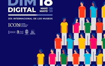Alicante celebra de manera online, la octava edición del Día Internacional de los Museos.