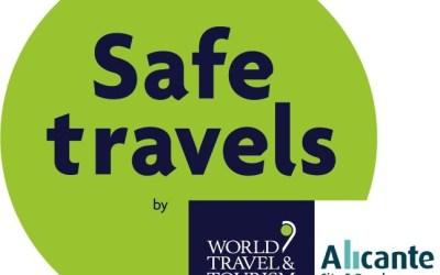 Alicante se convierte en uno de los primeros destinos del mundo con sello Safe Travel Stamp de seguridad turística internacional