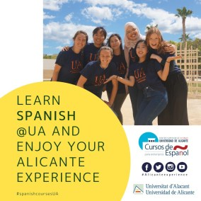 Learn Spanish at UA- CSI