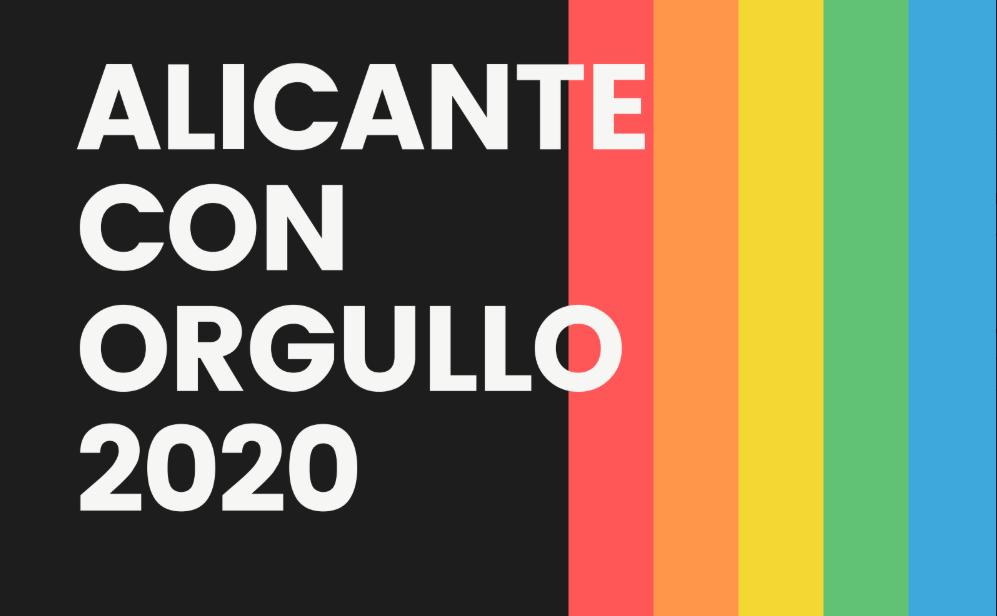 SEMANA DEL ORGULLO, ALICANTE 2020