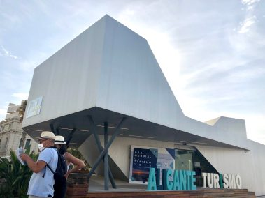 oficina de turismo Alicante Puerto fachada (1)