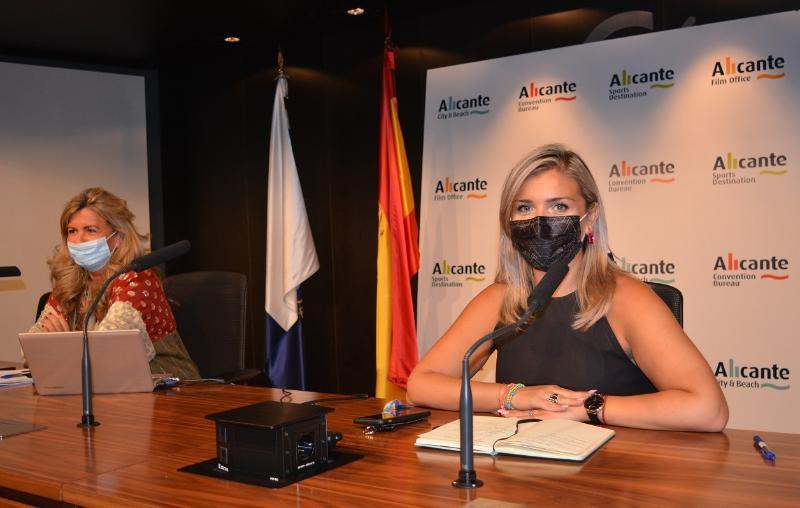 Las asociaciones del sector turístico valoran la efectividad del plan reACTIVA ALICANTE dotado con 420.000 euros en subvenciones