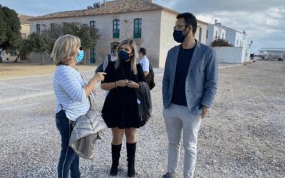 El Ayuntamiento mejora el patrimonio de la isla de Tabarca y pintalasfachadas desusviviendascon una subvenciónde 10.000€