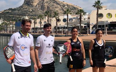 Alicante se convierte en el centro mundial del pádel