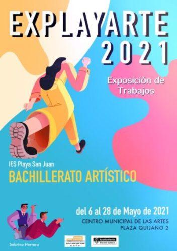 EXPOSICIÓN EXPLAYARTE 2021 @ Centro Municipal de las Artes   Alacant   Comunidad Valenciana   España