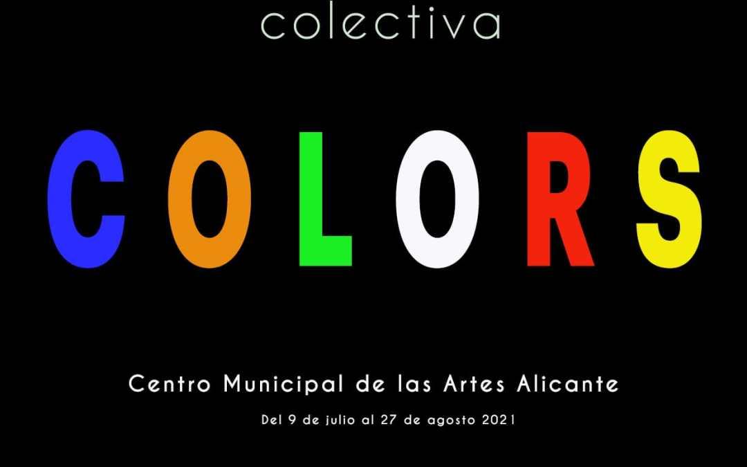 EXPOSICIÓN COLECTIVA COLORS.