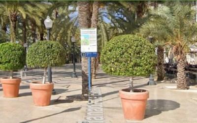 Turismo implantará las etiquetas Navilens en el Casco Antiguo de Alicante