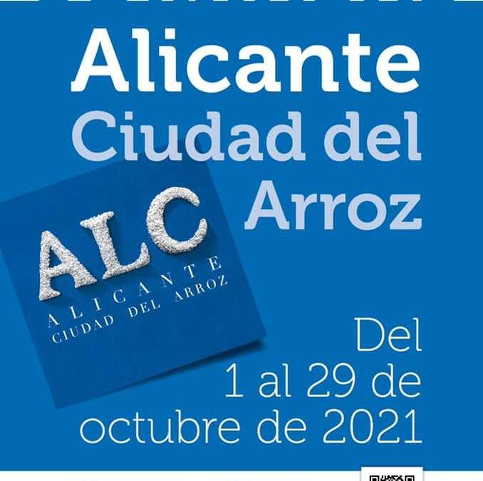 JORNADAS ALICANTE CIUDAD DEL ARROZ