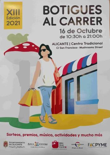 'XIII Botigues al Carrer' all Carrer Sant Francesc @ Calle San Francisco, Alicante | Alicante (Alacant) | Comunidad Valenciana | España