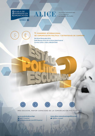 Cartel V Congreso ALICE