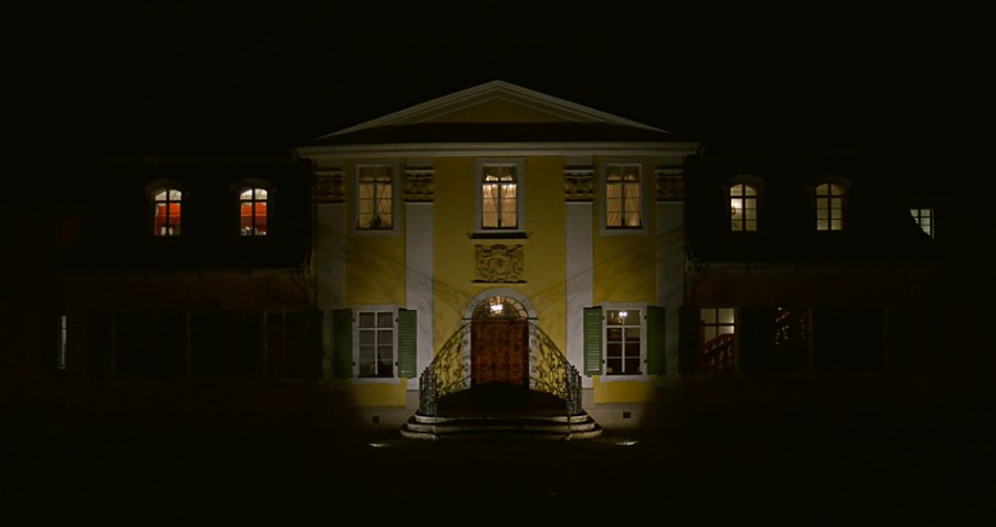 Bad Langensalza - Friederikenschlösschen dei Nacht