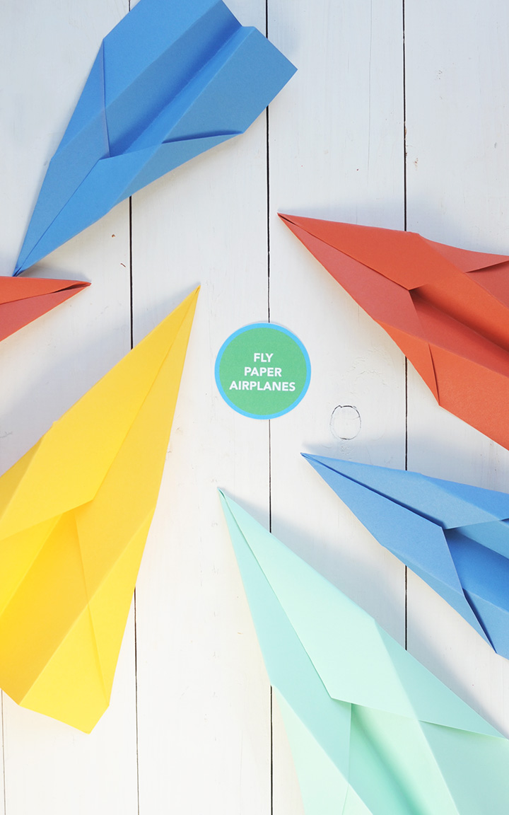 20 Best Indoor Activities for Kids with a Free Printable. Try actives like building your own paper airplanes to homemade hopscotch and more!