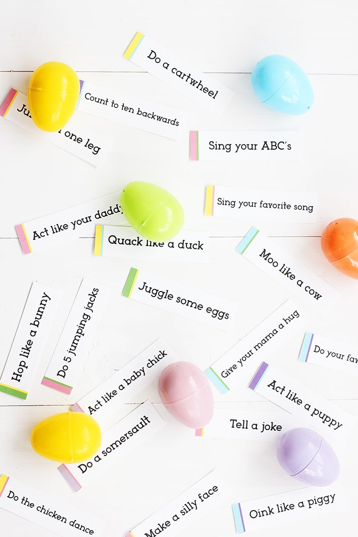 Easter Egg Hunt Free Printable | alice & lois