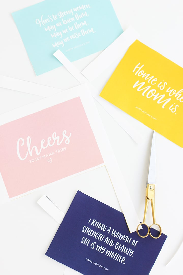 Mother's Day Card Free Printable