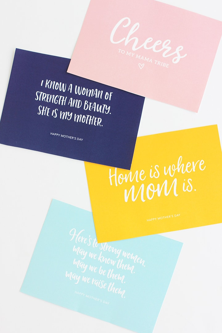 Mother's Day Card Free Printable | Alice & Lois
