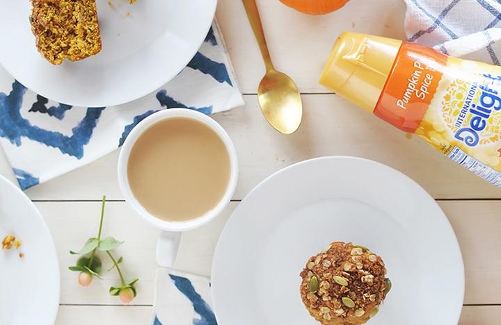 Our favorite fall Pumpkin Muffin Recipe.