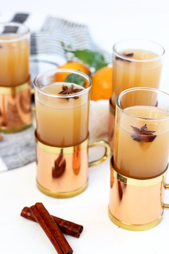 Apple Cider Hot Toddy Recipe