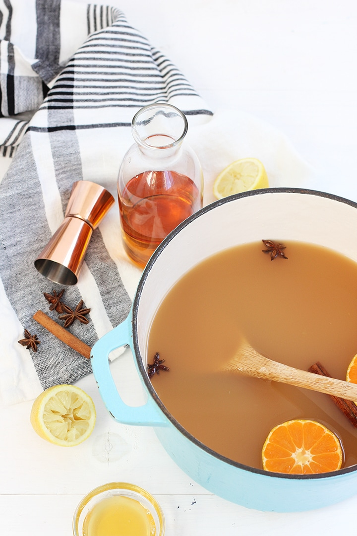 Apple Cider Hot Toddy Recipe