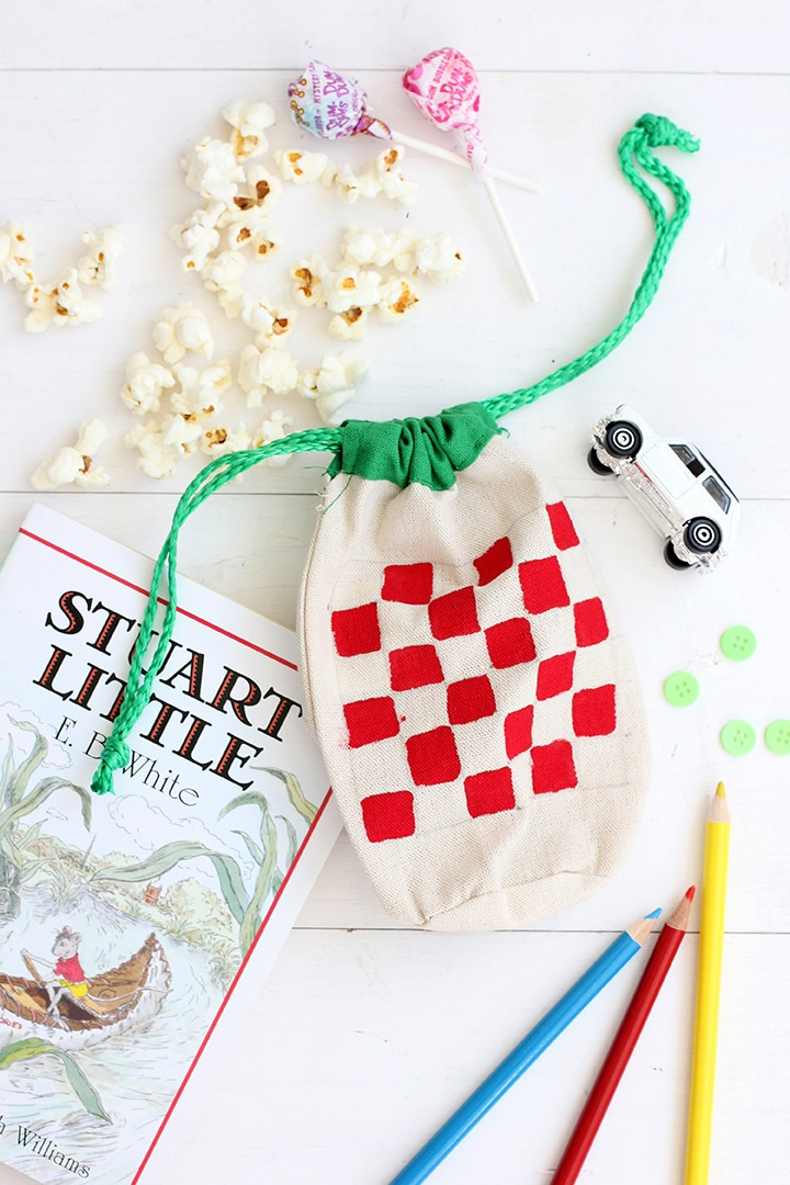DIY Kids Mini Travel Games