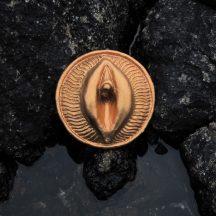 Yoni amulette Japonaise