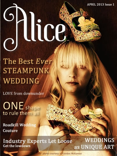Alice Issue 1 Cover sq