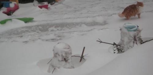 Snowman-MrMrs2