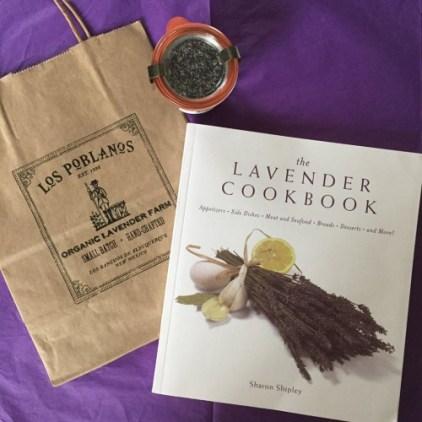 lavender-cooking