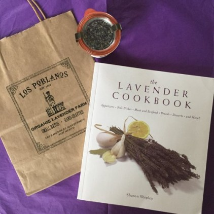 lavender-cooking