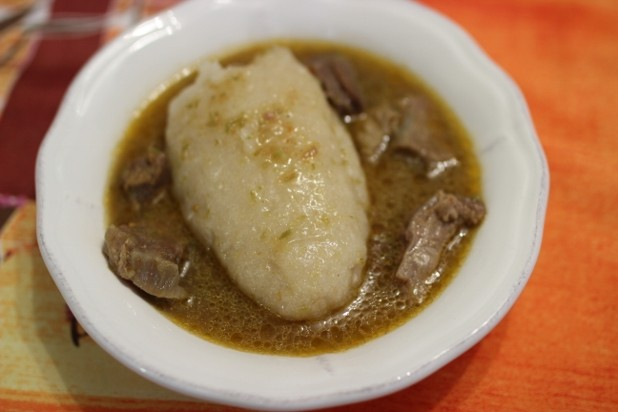 sauce gombo