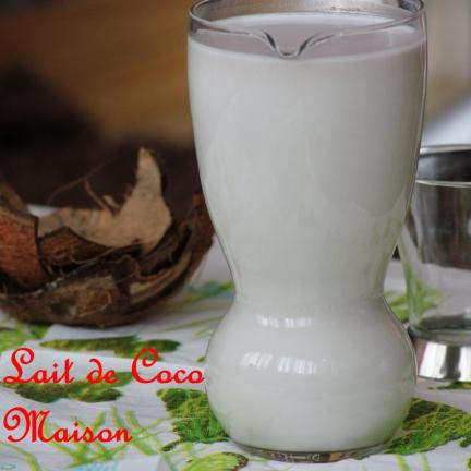 Chocolat Frappé au Lait de Coco