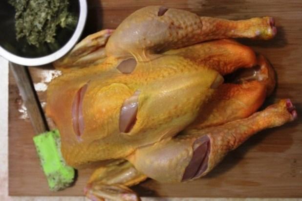poulet rôti au poivre et gingembre (6)
